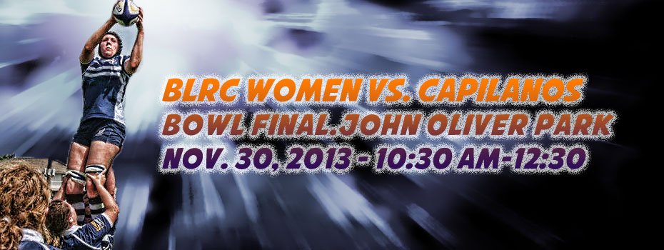 Nov 30th BLRC vs. Capilanos