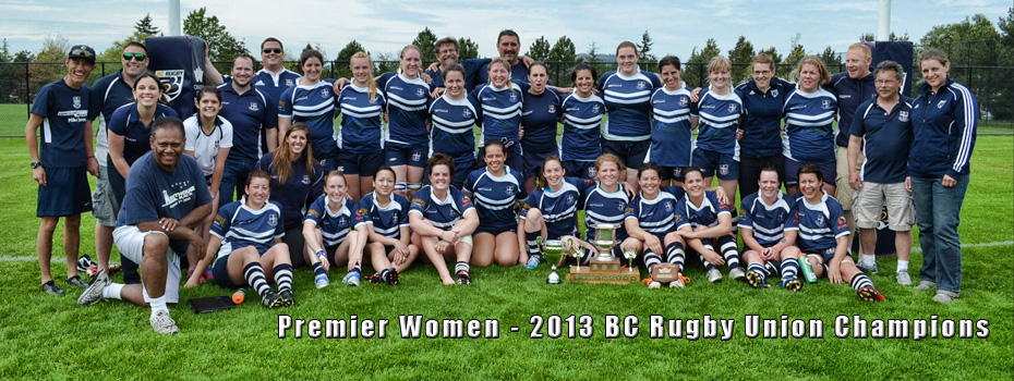 Prem Women Champs 2013