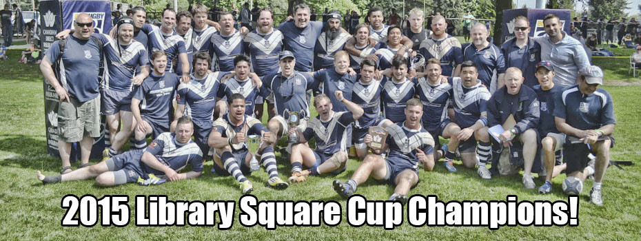 2015 Library Square Cup Champions